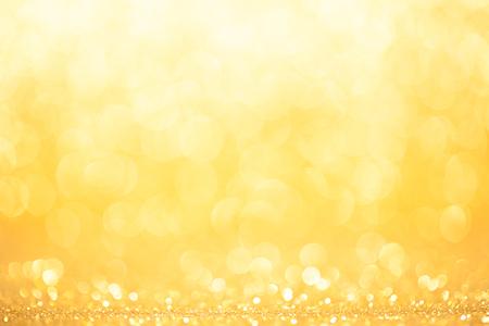 gouden en gele cirkel achtergrond. studio-opname