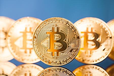 Five Virtual Coins Bitcoins