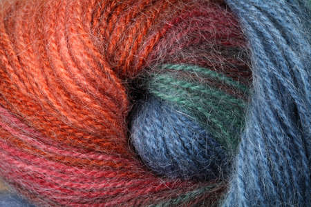 mohair: Wool yarn