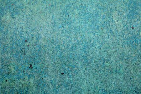 긁힌 골동품 구리 용기 표면 질감의 구리 배경 배경 이미지