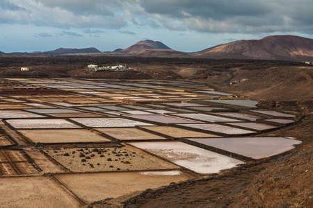 lanzarote: Salinas de Janubio, Lanzarote