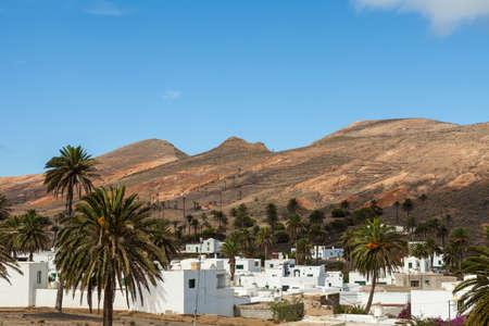 lanzarote: Village of Haria, Lanzarote