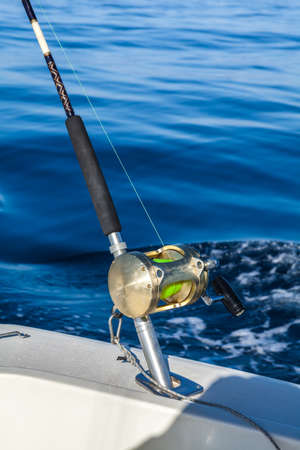 big game: Pesca d'altura. Archivio Fotografico