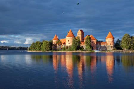 Trakai 섬 성
