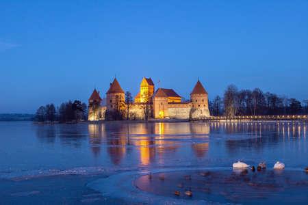 castle: Trakai Island Castle