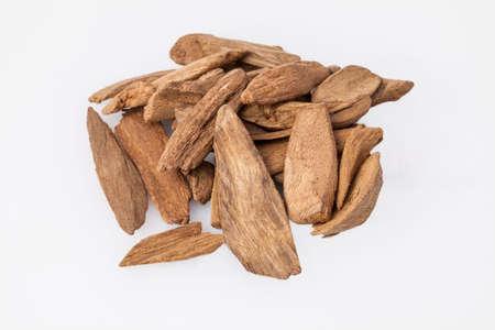 Agarowood, 또한 aloeswood 향 칩이라고