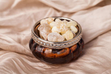 Frankincense is an aromatic resin, used for religious rites, incense and perfumes. High Quality Frankincense resin from Oman.