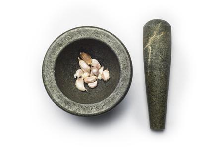 mortar: Stone mortar