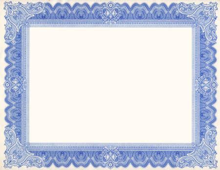 fancy border: Certificate Border