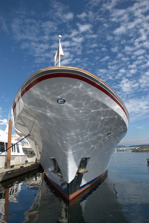 Luxurios Yacht Banque d'images