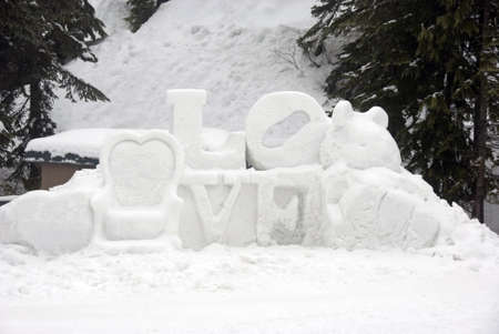 winter photos: Cool Love