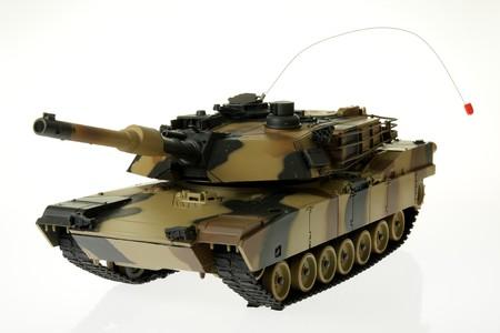 toy RC tank  photo