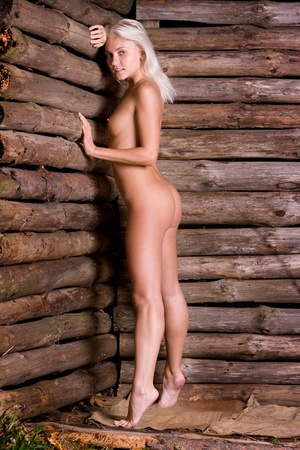 Naked beauty Stock Photo - 11536624