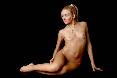 Nude babe