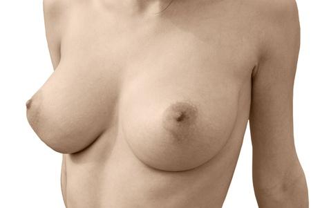 senos desnudos: Tetas Desnuda desnuda senos de una mujer joven