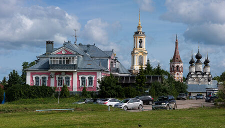 synod: Russia, Suzdal  A view of the Synod