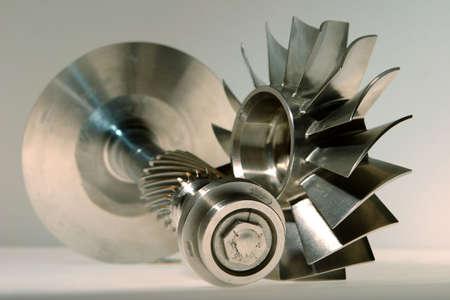 engineered: precision engineered turbine