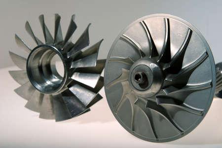 engineered:  precision engineered turbineS