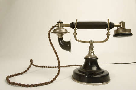 ring tones: old telephone