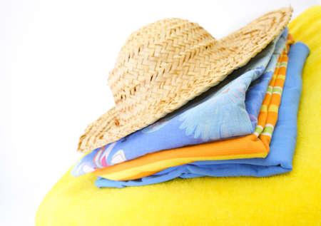 summer beach clothes Stock Photo - 326671