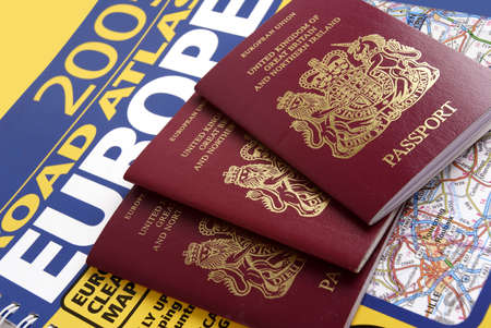 uk british passport