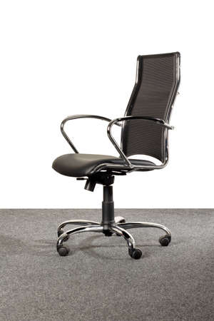 black office chair Stock Photo - 368487