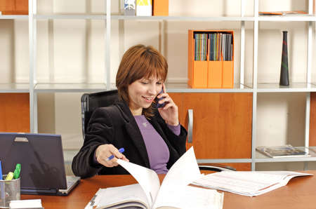 working business woman Stock Photo - 374714