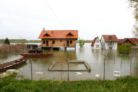 deluge: flood damaged property
