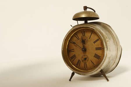 old broken clock Stock Photo - 611176