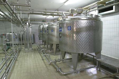 De acero inoxidable con temperatura controlada en tanques de presión de fábrica