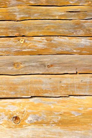 cabane plage: planches de bois de la plage cabane, la Corse