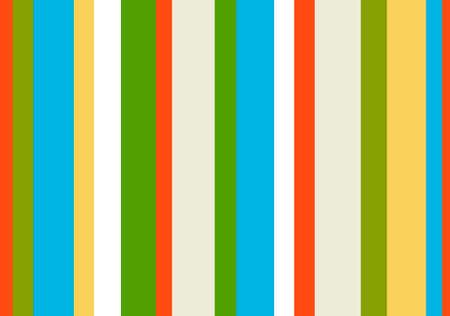 lineas verticales: la primavera de 1980 colores patr�n de rayas