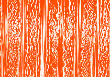 a colorful abstract vertical wavy line background Vector
