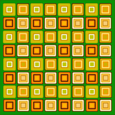 vertical lines: 70s retro pattern background wallpaper Illustration