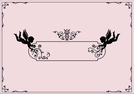 angelic: elementos de dise�o de Querub�n Vectores