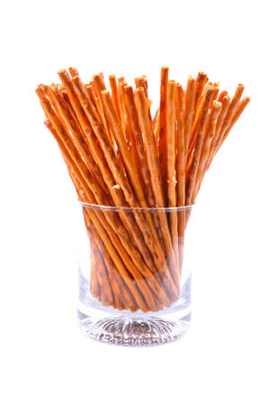 Salty sticks, snack