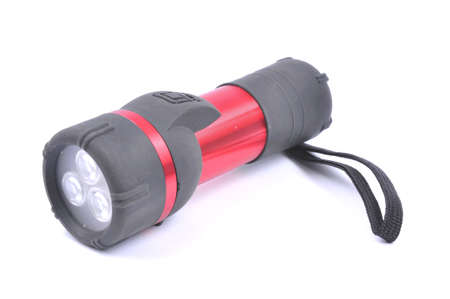 flashlight Stock Photo