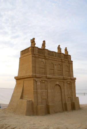 Sculptures of Sand