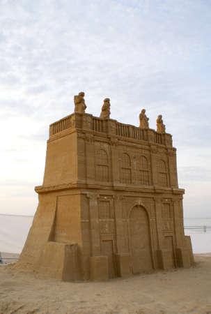 Sculptures of Sand