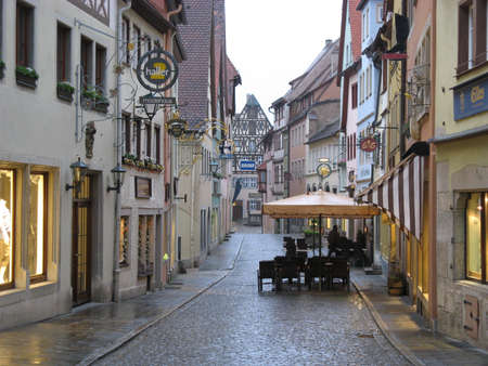 Rothenburg, Germany photo