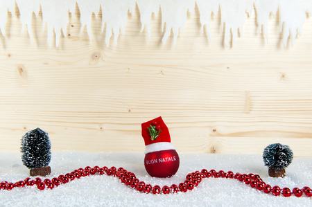 goodies: Waiting for Christmas with snow and goodies
