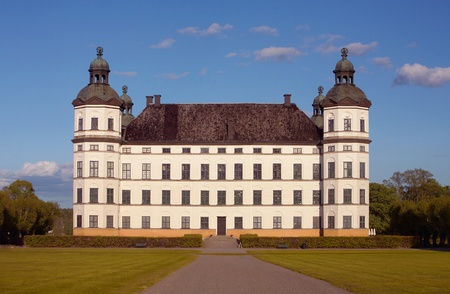 gustaf: Skokloster castles in Sweden built in 1654-1676 by the Count and Field Marshal Carl Gustaf Wrangel palace is now owned by the National Property Board (Statens fastighetsverk).