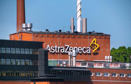 AstraZeneca, Sodertalje, Sweden Editorial