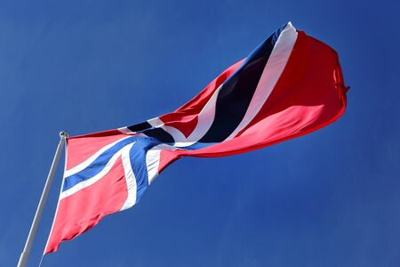 norwegian: Norwegian national flag