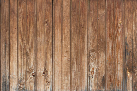 Background in style a rustic from old wooden unpainted boards Standard-Bild