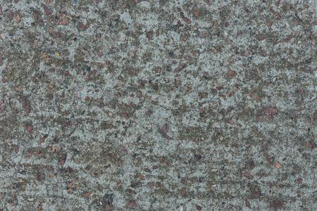 Фон из бетона с пропитками из красного гранитного гравия