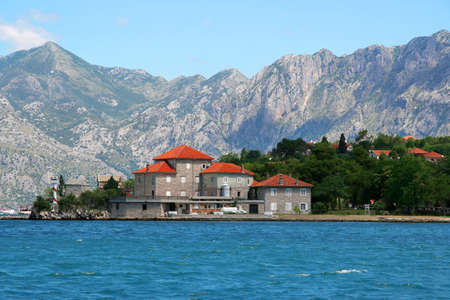 Old town of Kotor, Montenegro. photo