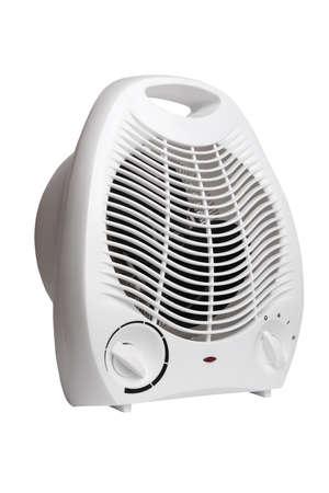Heater isolated on white background