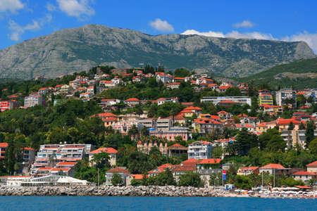 Herceg Novi, Kotor Bay, Montenegro photo