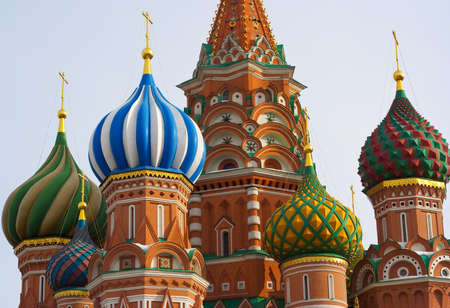 Cathedral on the Red Square, Moscow Stock Photo - 16025220